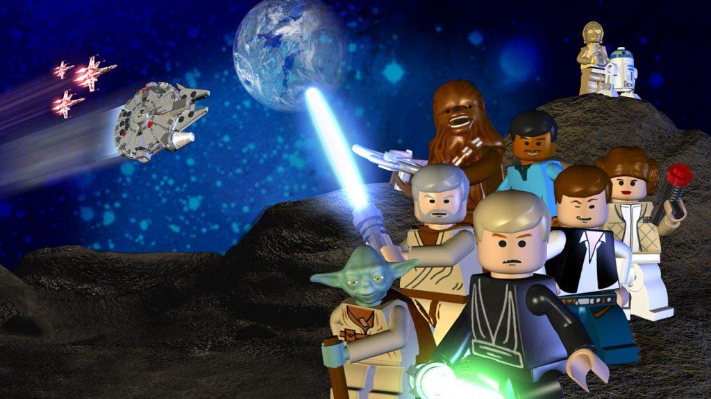 Lego quer recontar história de Star Wars através de minissérie