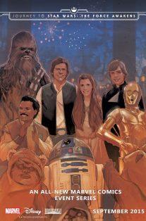 Primeira imagem oficial de Journey to Star Wars: The Force Awakens