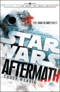 Oficializado o primeiro livro entre os episódios VI e VII - Star Wars: Aftermath