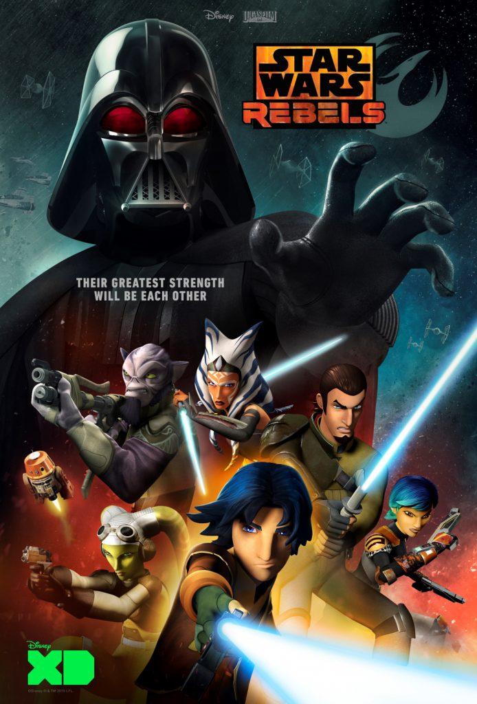 2ª temporada de Rebels ganha data de estreia