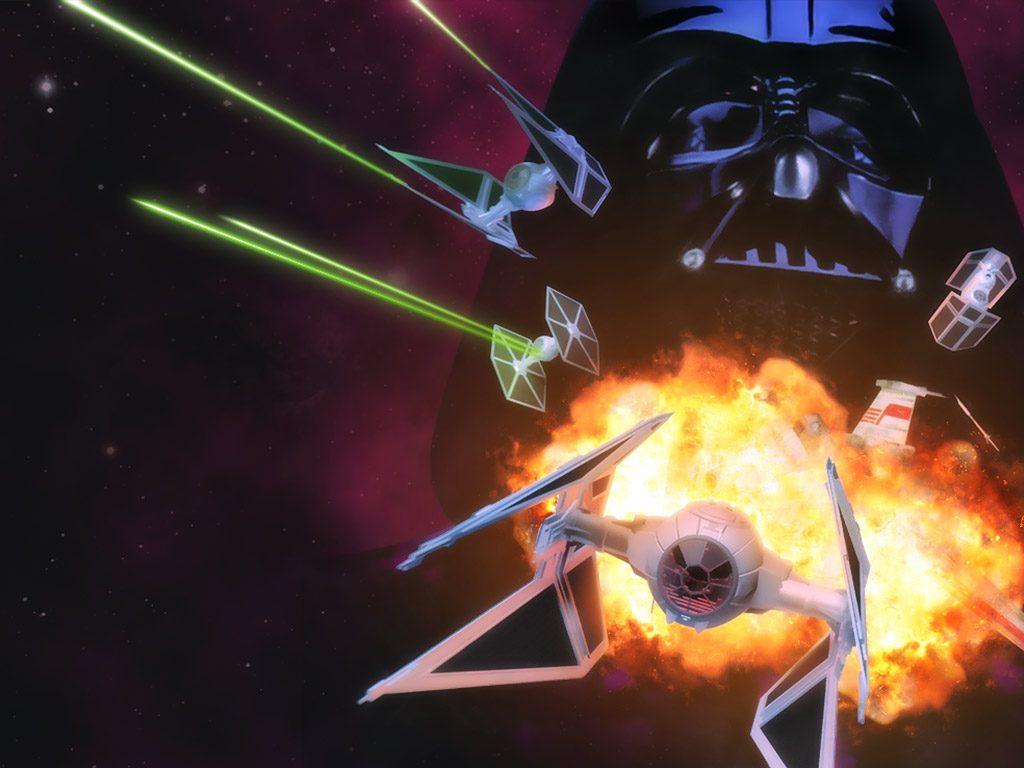 Jogos de Star Wars em promoção