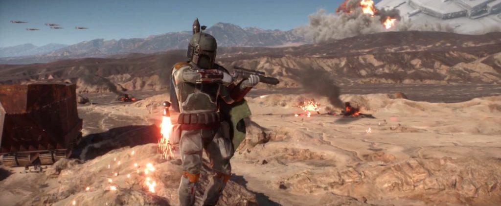 DICE sobre Battlefront ser cânone: 'Não é um arranjo simples'