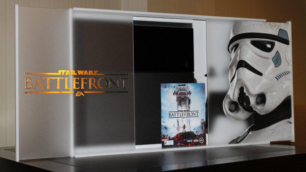 Battlefront vai exigir o máximo do PS4