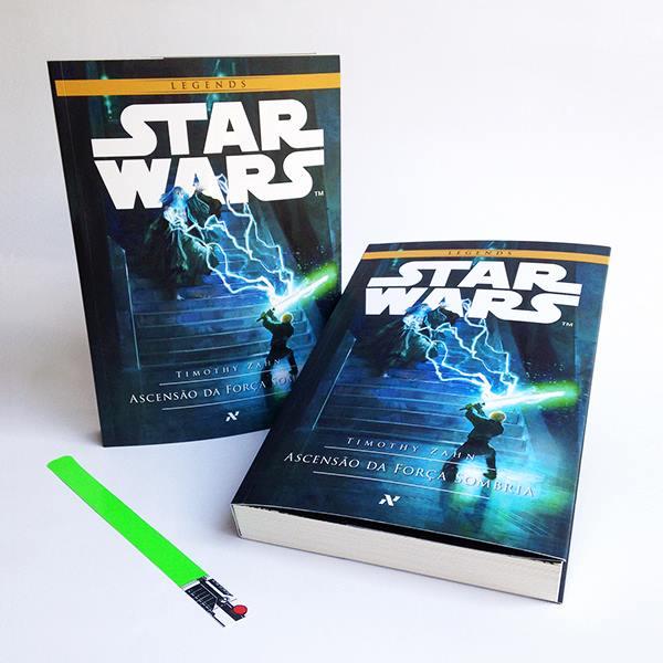 Ascensão da Força Sombria, segundo volume da Trilogia Thrawn, entra em pré-venda no Brasil