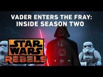 Vader entra na briga em novo vídeo de Rebels