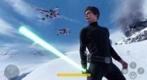 Luke Skywalker dá as caras em Star Wars Battlefront