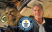 Segundo teaser de O Despertar da Força é reconhecido pelo Guinness World Records