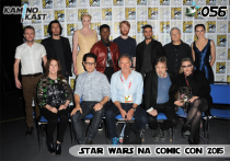 KaminoKast 056 - Star Wars na Comic Con 2015