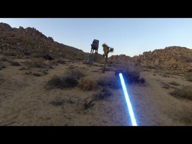Saiba como é ser um Jedi