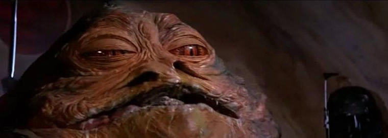 Guillermo del Toro revela que tem ideia para um filme solo de Jabba the Hutt