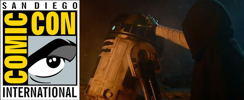 Não haverá trailer de O Despertar da Força na Comic Con