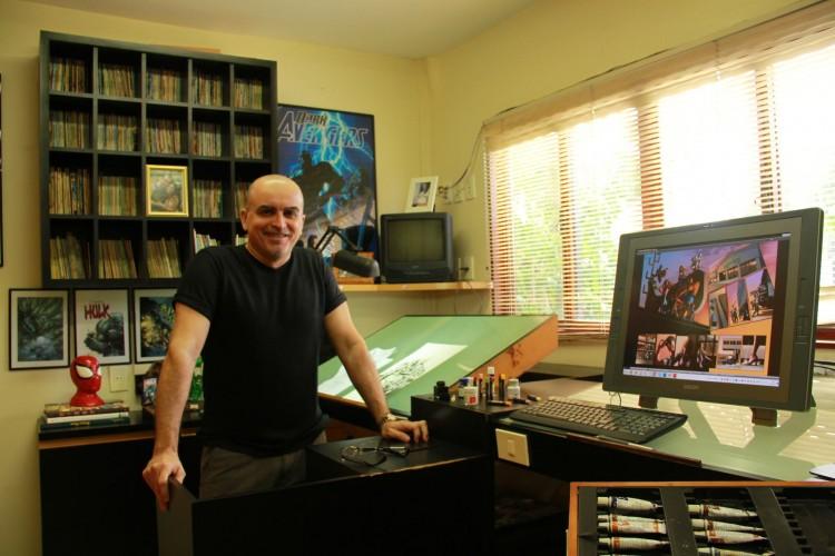 Paraibano Mike Deodato vai ilustrar HQ de Darth Vader para a Marvel