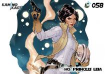KaminoKast 058 - HQ: Princesa Leia