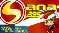 Estivemos no Sana 2015, em Fortaleza