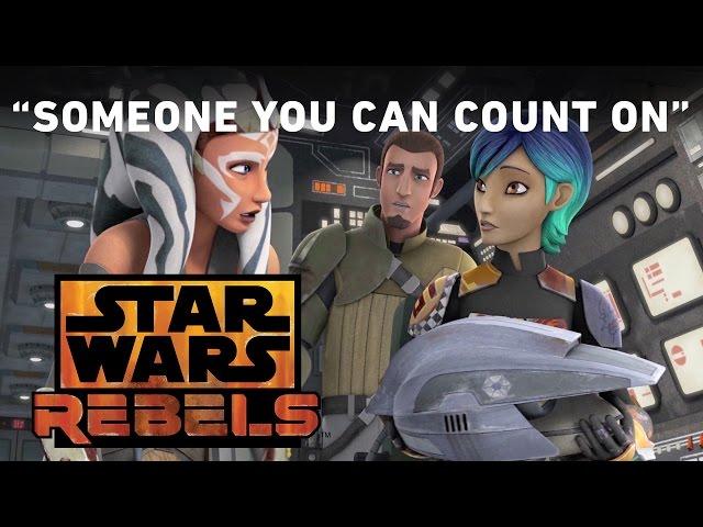 Prévia da segunda temporada de Rebels