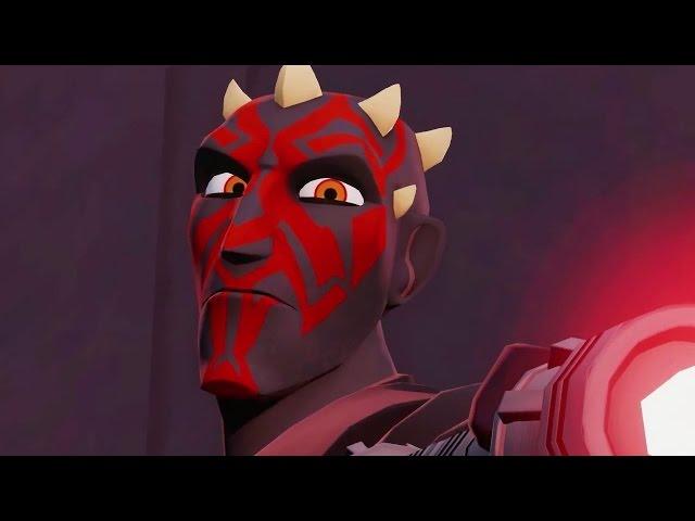 Darth Maul aparece em novo trailer de Disney Infinity 3.0