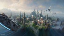 Veja detalhes do novo parque temático de Star Wars