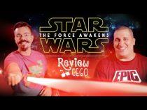 Star Wars Episódio 7 - Review Cego | Gaveta Show 09