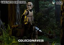 Gabinete Imperial 002 - Colecionáveis