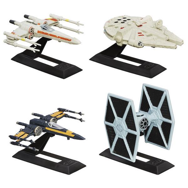 Linhas de produtos da Hasbro para Star Wars