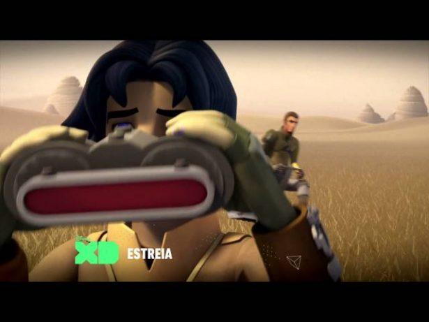 Disney XD Brasil confirma exibirá filme de estreia da 2ª temporada de Rebels