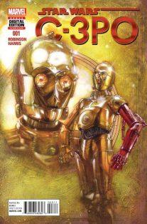 HQ especial de C-3PO ganha primeiras imagens