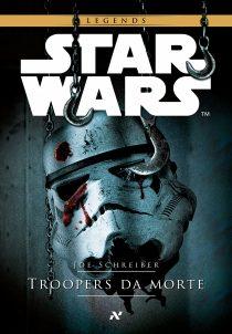 Entra em pré-venda o livro Troopers da Morte