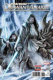 Marvel anuncia nova HQ: Obi-Wan & Anakin