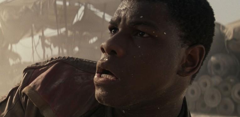 Talvez John Boyega seja um dos maiores fãs de Star Wars