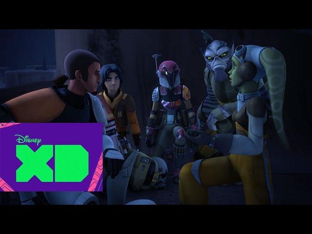 Star Wars Rebels: O Cerco a Lothal está disponível no canal da Disney XD Brasil