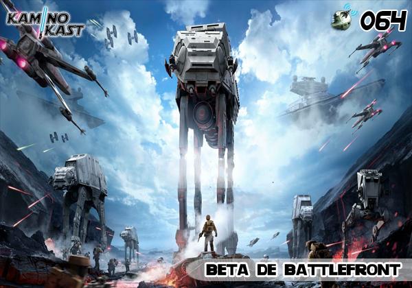 KaminoKast 064 – Games: Beta de Battlefront