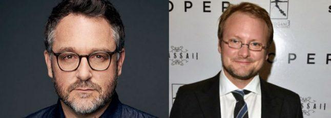 Colin Trevorrow e Rian Johnson estão trabalhando juntos em sequências de Star Wars