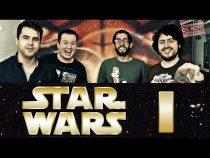 Star Wars Episódio I - A Ameaça Fantasma - Opinião   Crítica   Discussão   Análise Completa