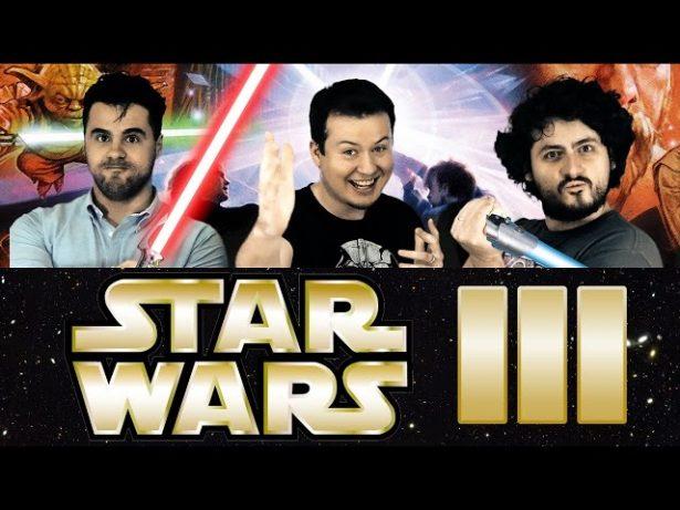 Star Wars Episódio III – A Vingança dos Sith – Opinião | Crítica | Discussão | Análise Completa