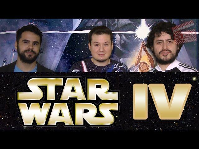 Star Wars Episódio IV - Uma Nova Esperança - Opinião   Crítica   Discussão   Análise Completa