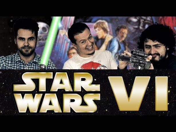 Star Wars Episódio VI – O Retorno de Jedi – Opinião | Crítica | Discussão | Análise Completa