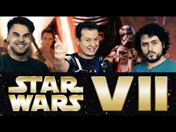 Star Wars Episódio VII – O Despertar da Força – Crítica | Discussão | Análise Completa