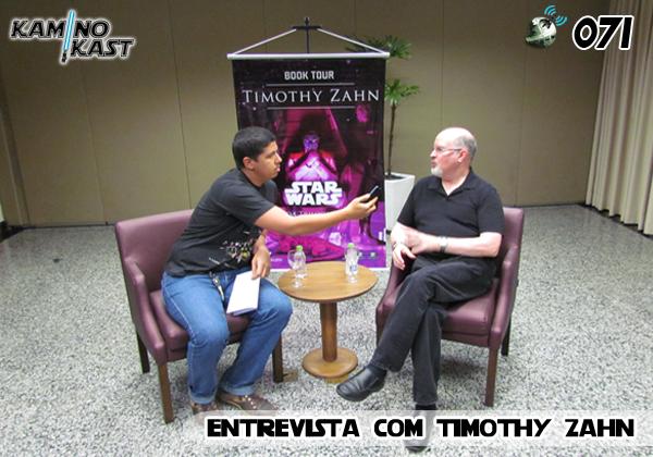 KaminoKast 071 – Entrevista com Timothy Zahn