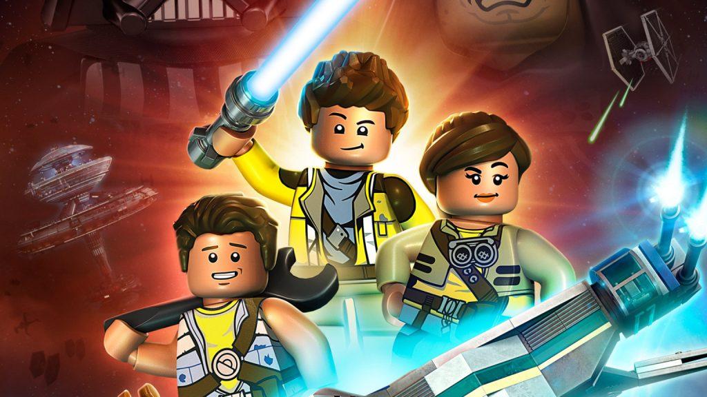 LEGO Star Wars terá nova série de TV no Disney XD