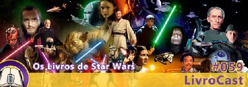 LivroCast 059 – Os Livros de Star Wars