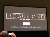 Marvel anuncia minissérie baseada no filme Rogue One