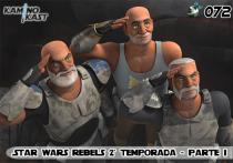 KaminoKast 072 - Star Wars Rebels temporada 2 - parte 1