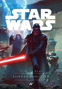 Entra em pré-venda o livro Lordes dos Sith