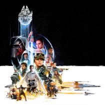 Arte oficial da Star Wars Celebration 2016