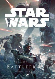 Livro Battlefront - Companhia do Crepúsculo anunciado no Brasil