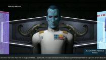 Thrawn está de volta ao cânon de Star Wars