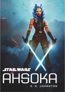 Revelada capa do livro da Ahsoka