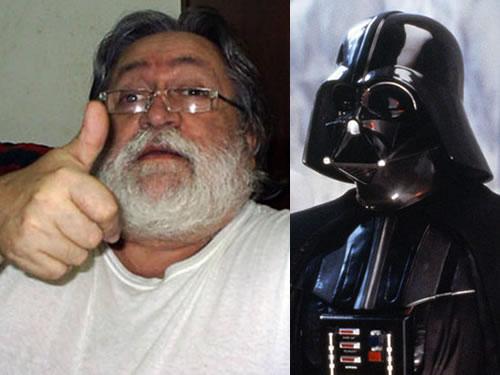 Uma homenagem a Silvio Navas, a melhor voz brasileira de Darth Vader