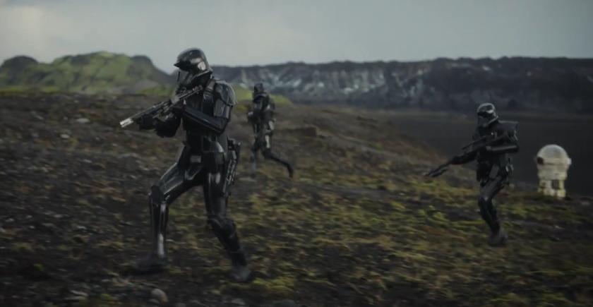 Novo trailer internacional de Rogue One