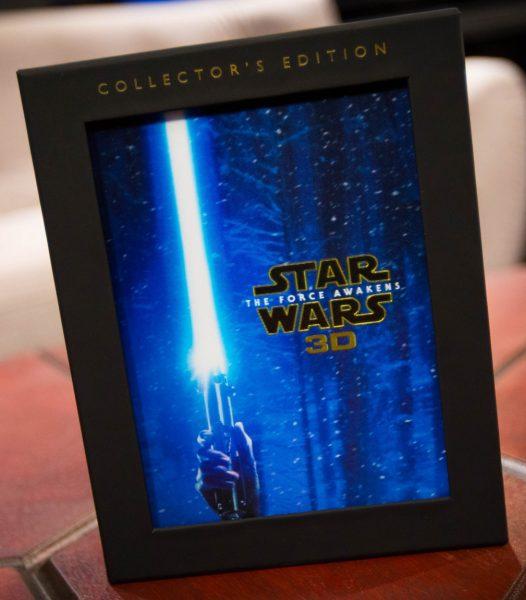 Comentário da HoloNet: A edição em Blu-ray 3D de O Despertar da Força está chegando!!!